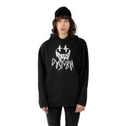dn hoodie black